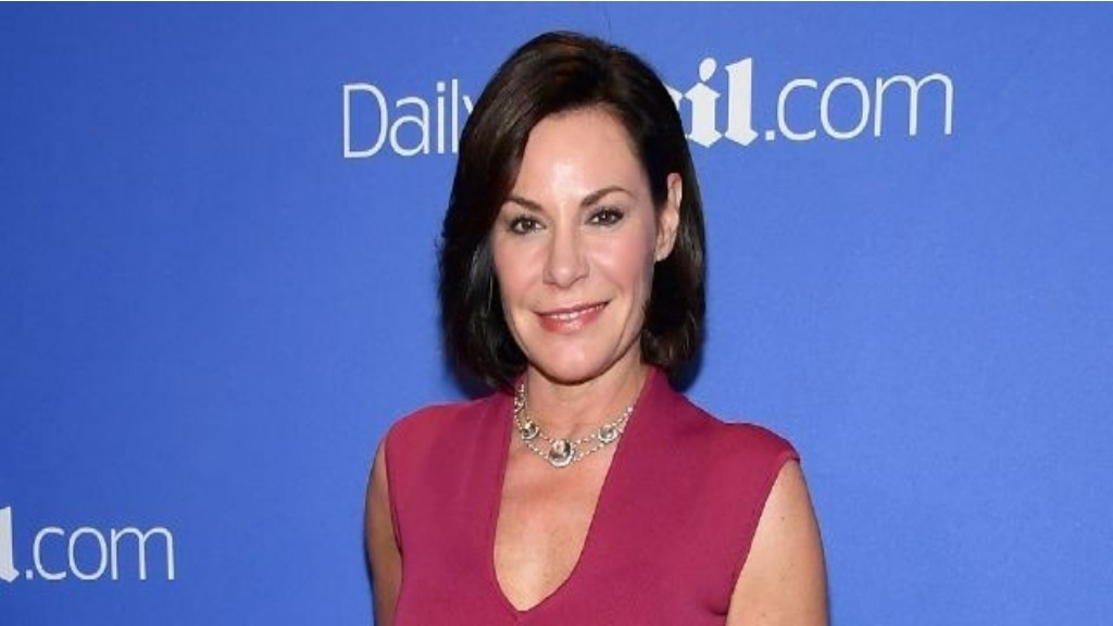 Luann De Lesseps officially charged with felony after drunken outburst