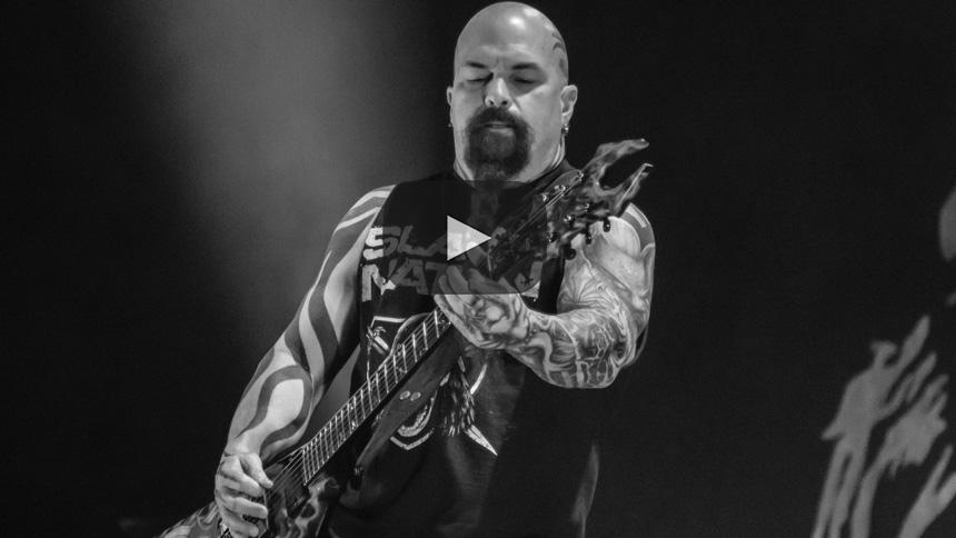Slayer anuncia fechas de giras en América