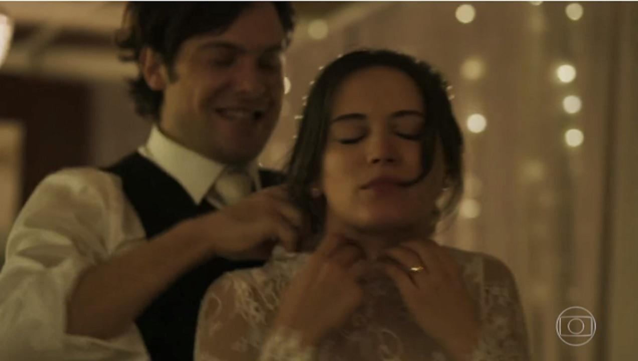 Vídeo: Clara finalmente se vinga de Vinícius em 'O Outro Lado do Paraíso'