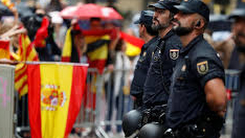 El disgustoso tweet de la Policia Nacional de España