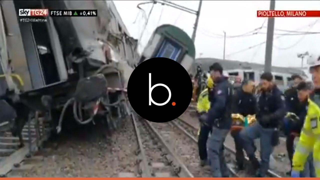 Deraglia un treno a Milano, parecchi feriti: la dinamica della tragedia