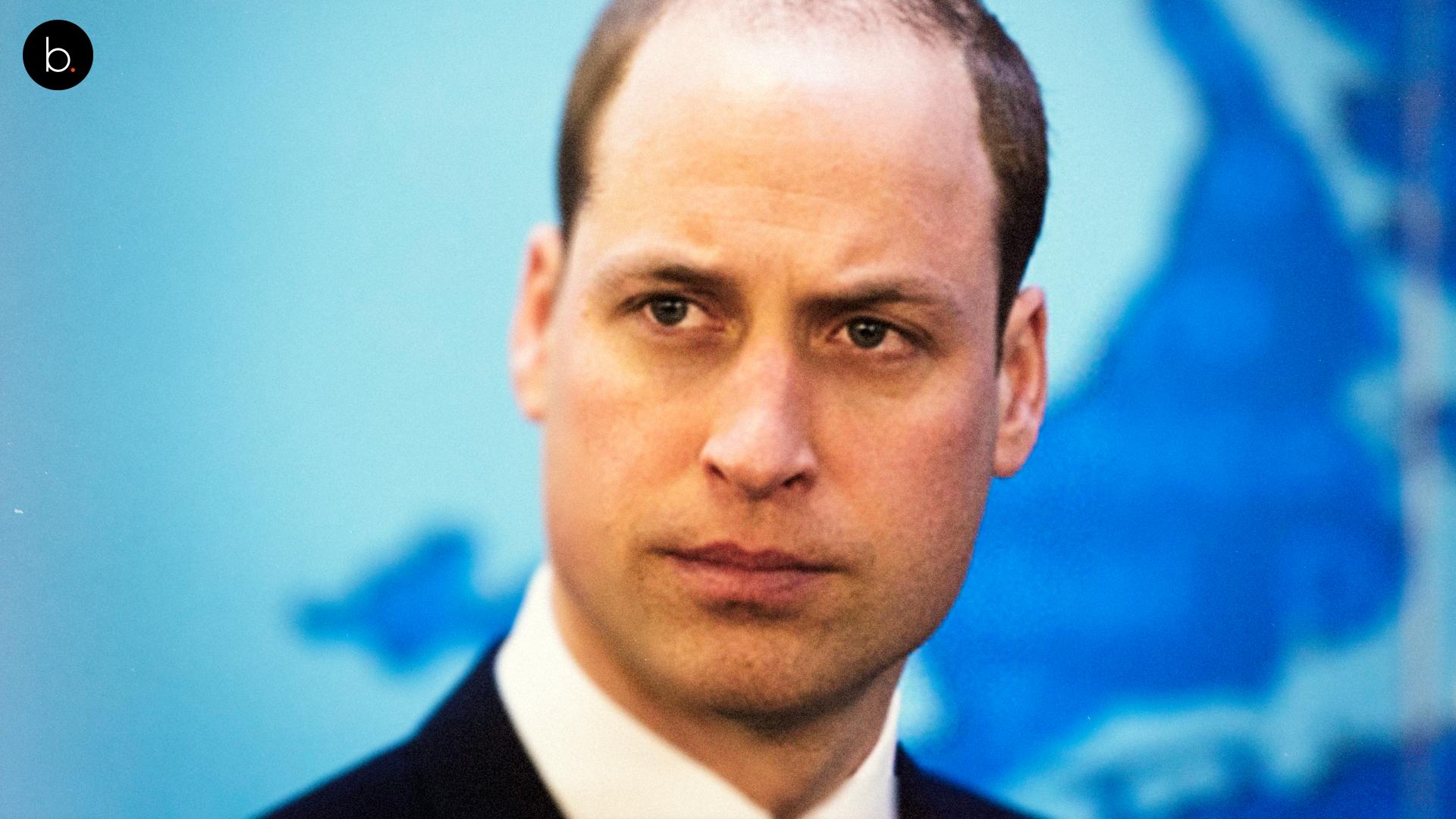 El principe William y su nuevo corte de pelo