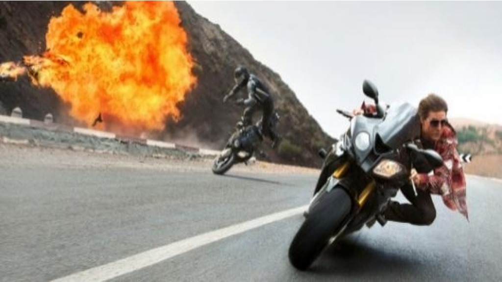 Tom Cruise posts 'Mission: Impossible 6' title and a first-look photo