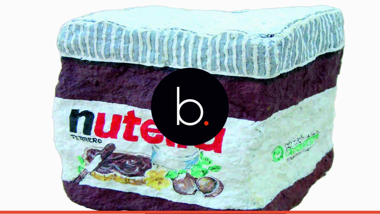 Vídeo: Sangre y Nutella el sabor que arrasa