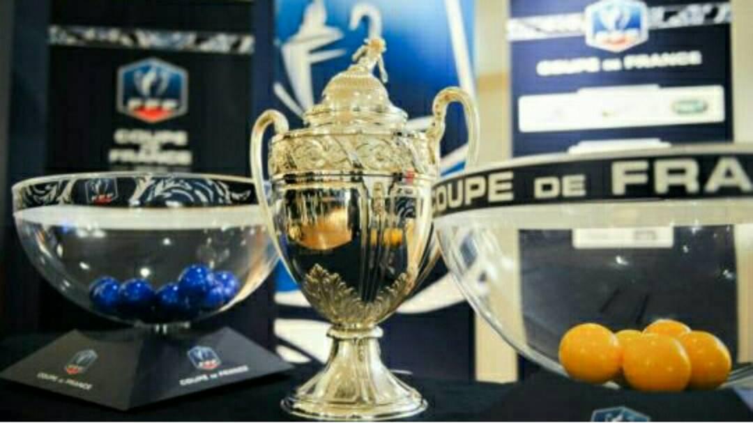 Coupe de France : Tirage au sort des huitièmes de finale