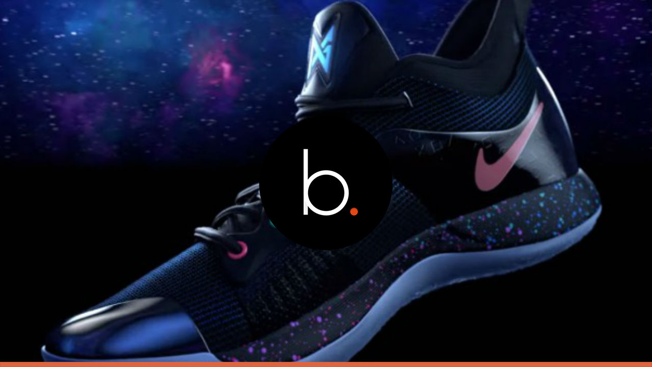 Nike and Sony join forces with Paul George to make the PlayStation sneakers