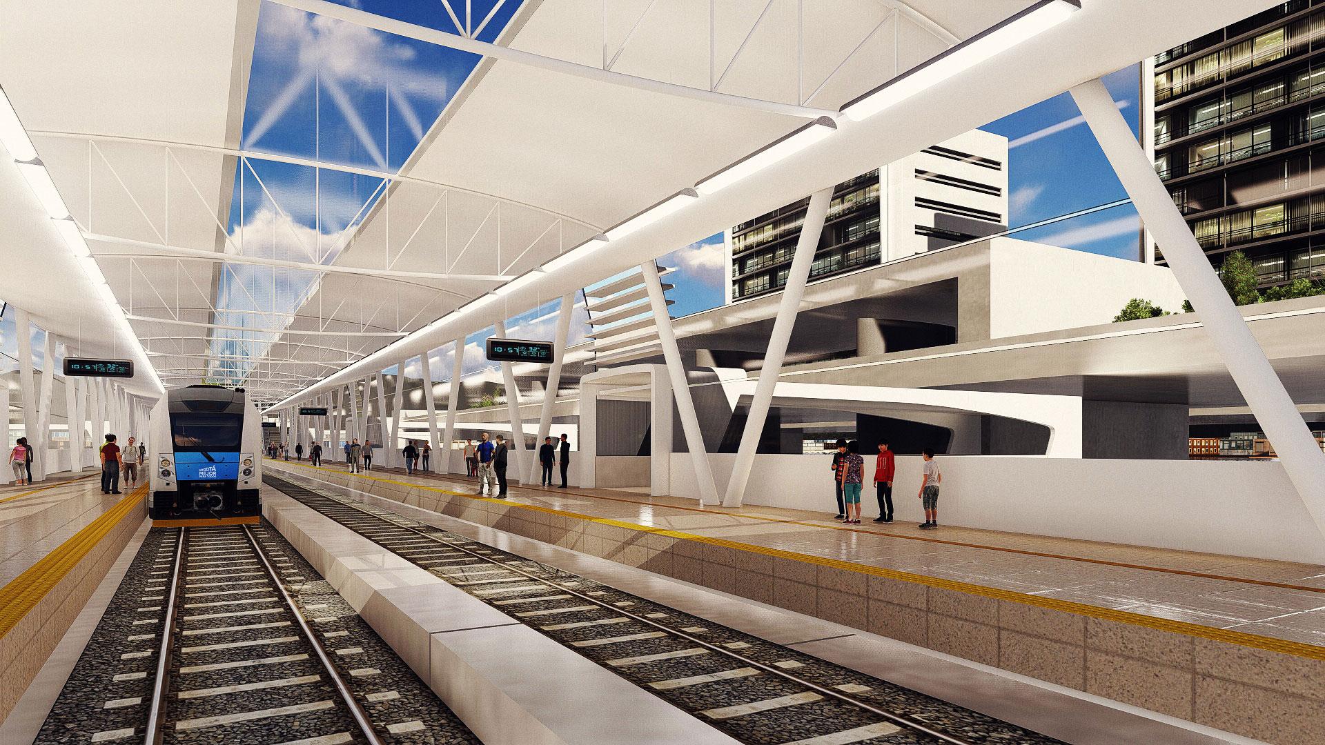 Metro subterráneo puede ayudar a controlar el calentamiento global