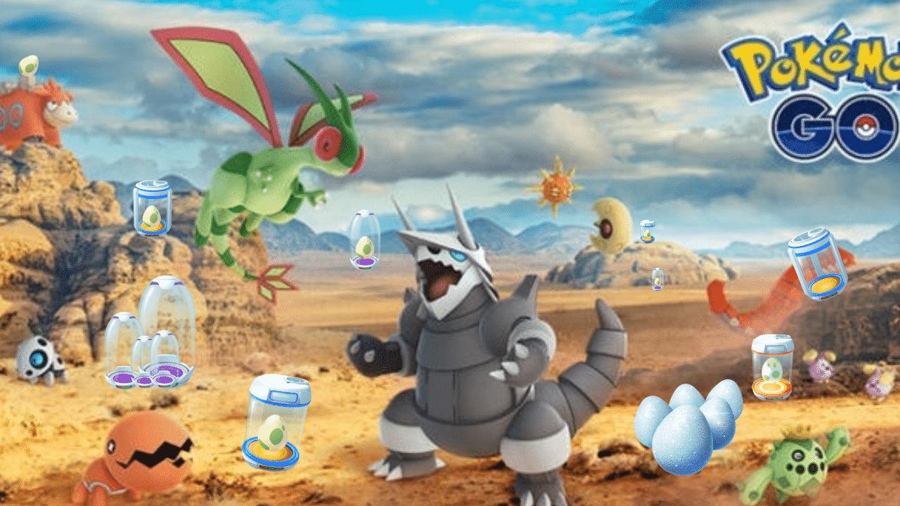 Pokemon Go Generation 4 release update