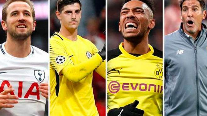 Mercado: Barcelona, Real Madrid y Manchester United buscan refuerzos