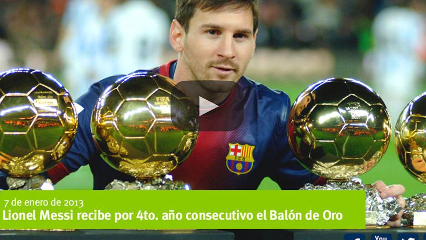 """Messi: """"Estamos en el camino correcto y quiero ganar todo"""""""
