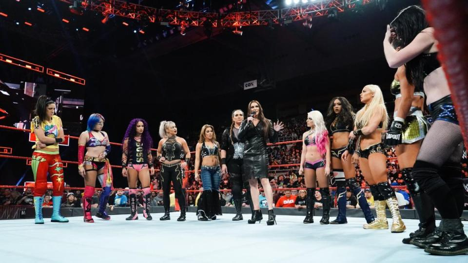 2018 Royal Rumble PPV creates history