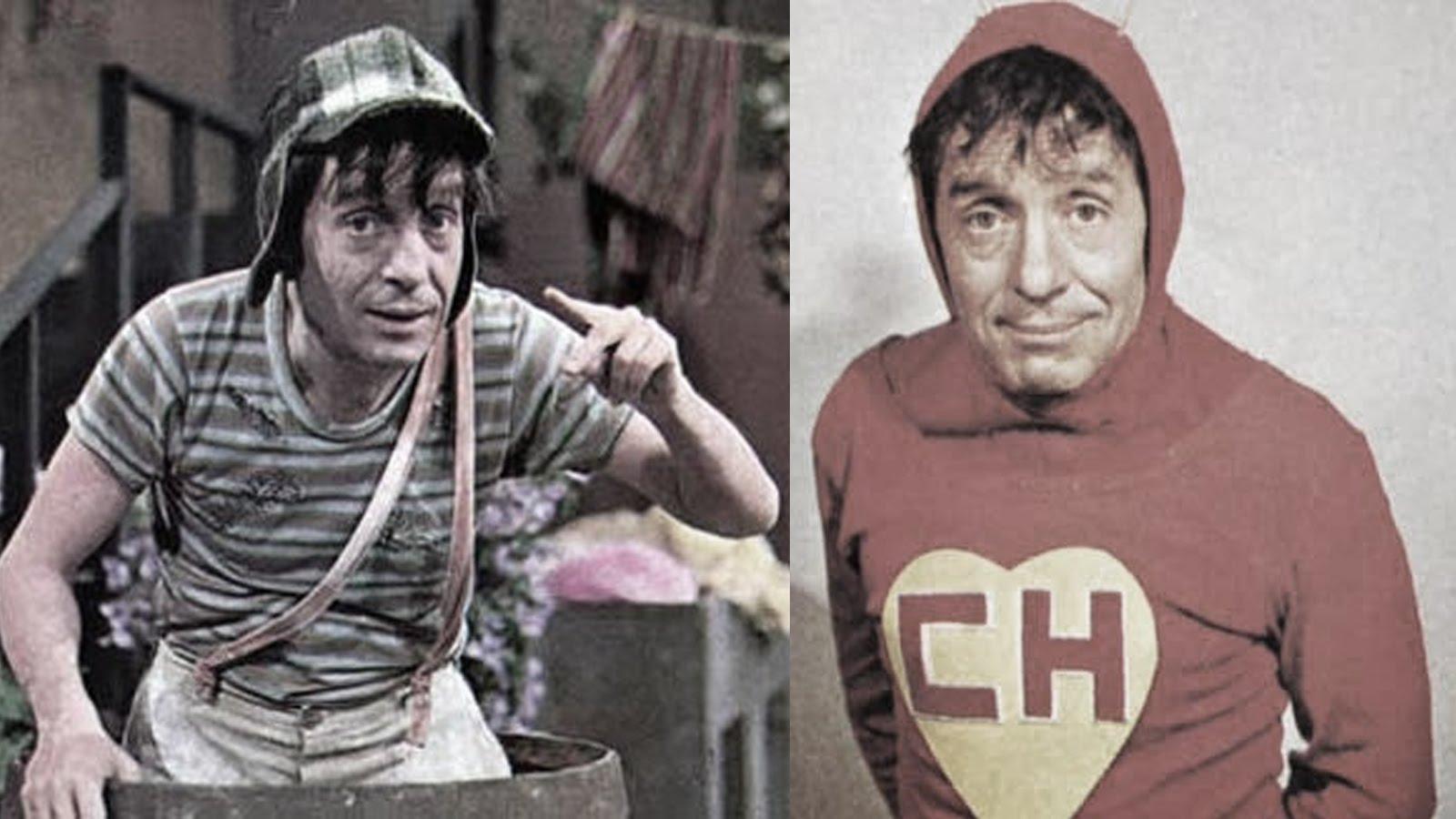 Vídeo: Globo compra episódios inéditos de Chaves e Chapolin