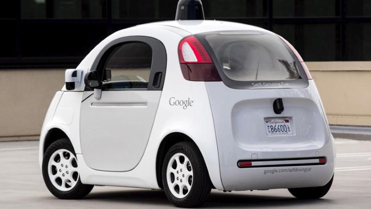 FCA e Google collaborano per produrre migliaia di taxi a guida autonoma
