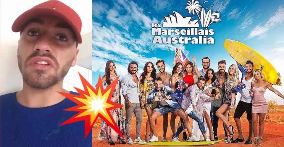 LPDLA5 : Virgil clashe violemment le casting des Marseillais Australia