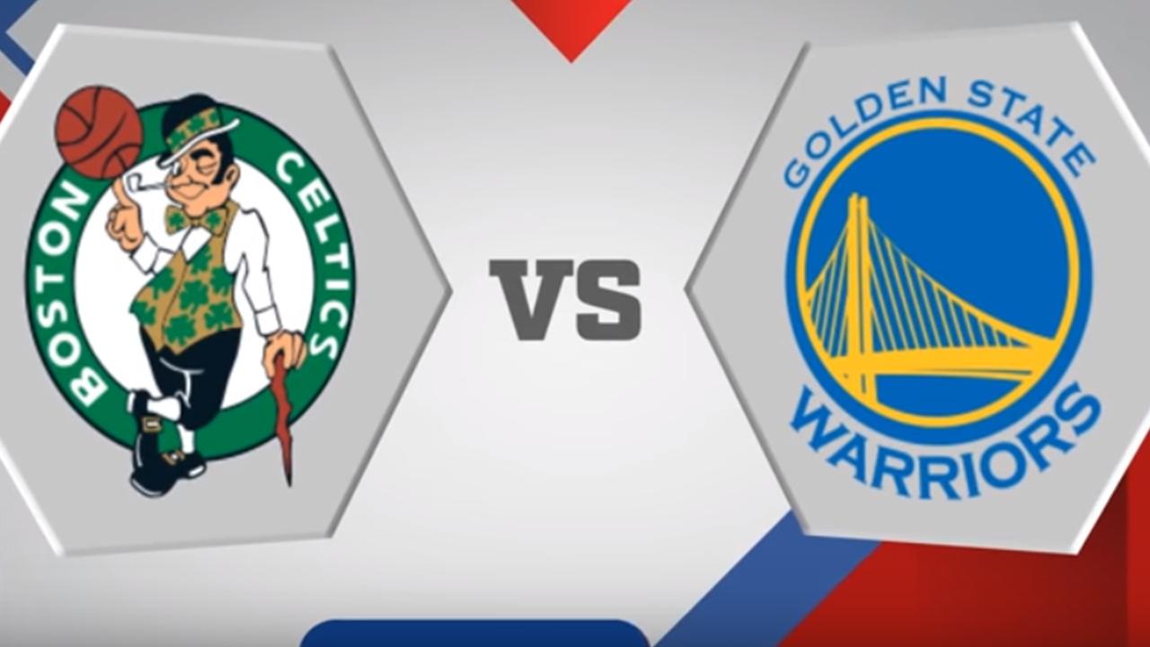 Golden State Warriors vs Celtics. The Kyrie-Steph battle