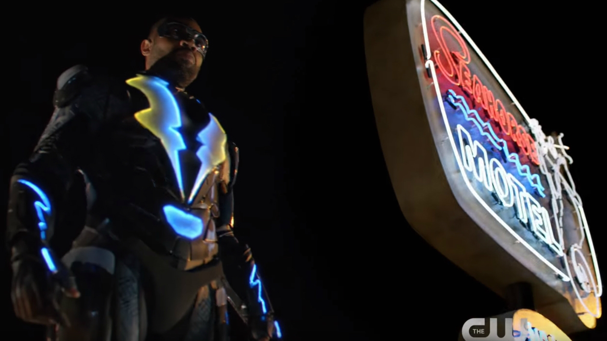 'Black Lightning' is CW's answer to Marvel's Netflix hits