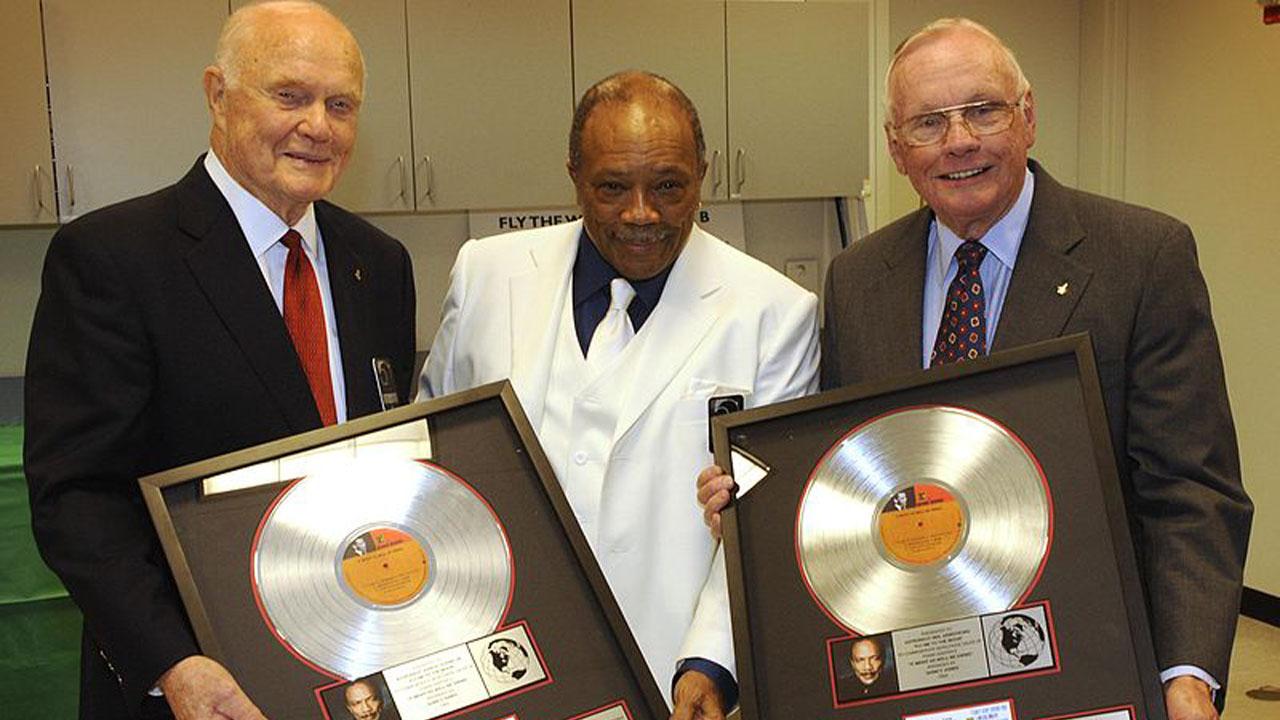 GQ interviews music icon Quincy Jones