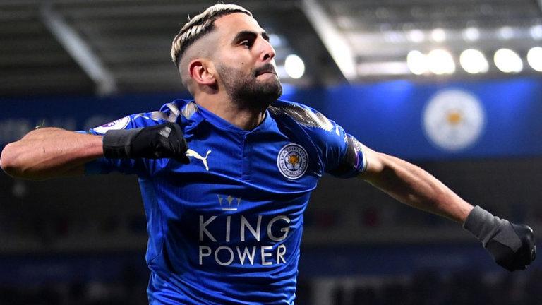 Leicester demande une somme folle à City pour Riyad Mahrez !