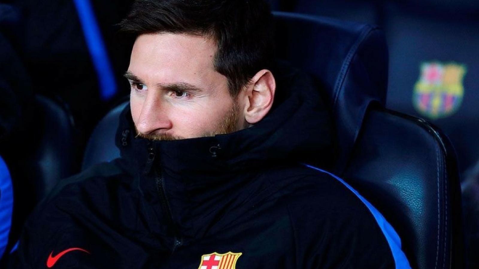 ¡VÍDEO! Messi le pasa al Barça la lista de descartes para la próxima temporada