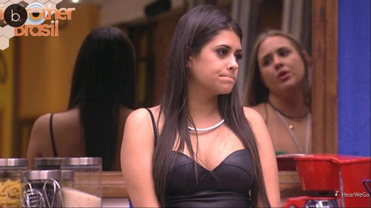 Assista: BBB 18: Ana Paula revela conversa bizarra com parte íntima
