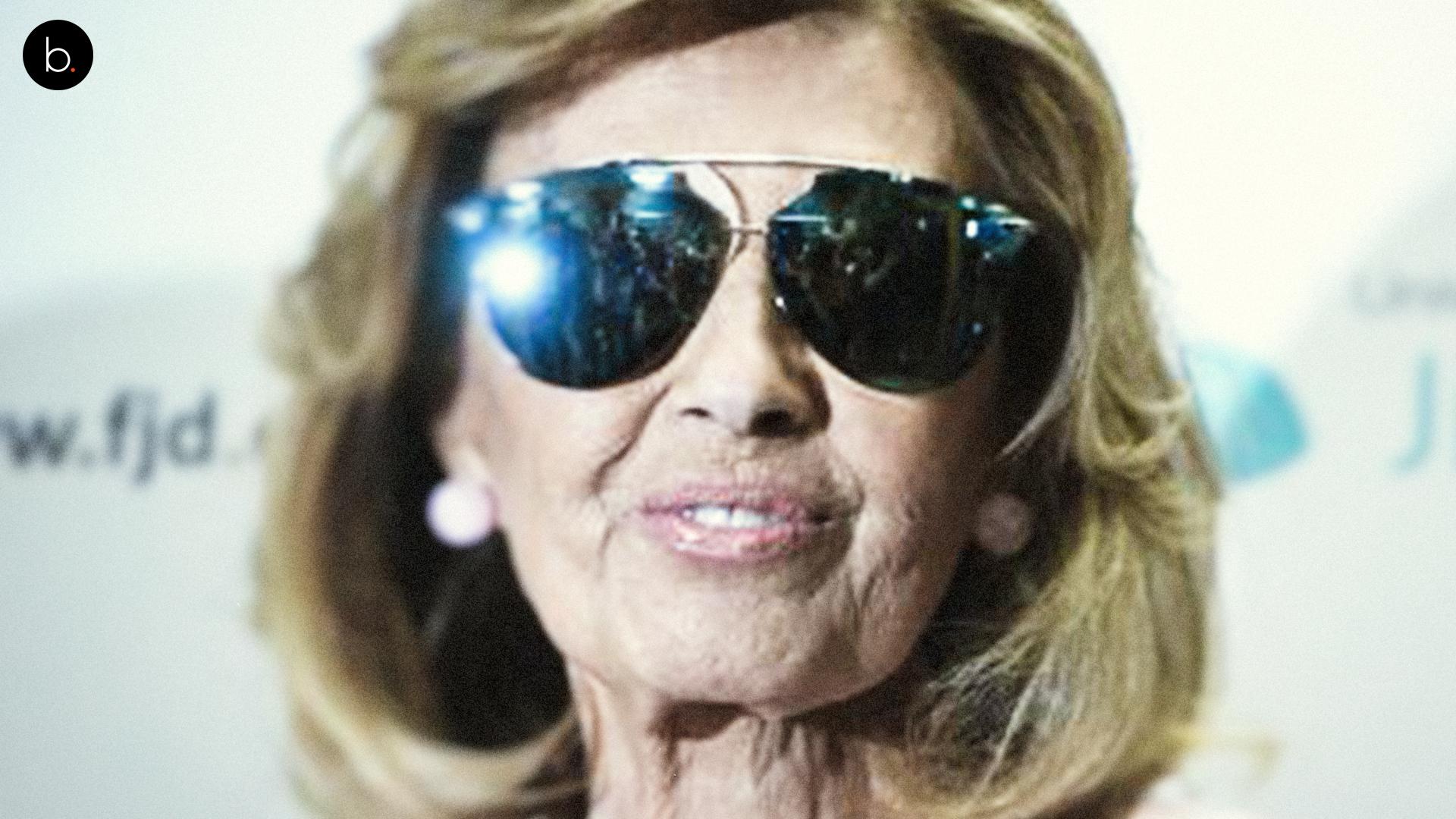 Sálvame se olvida de María Teresa Campos