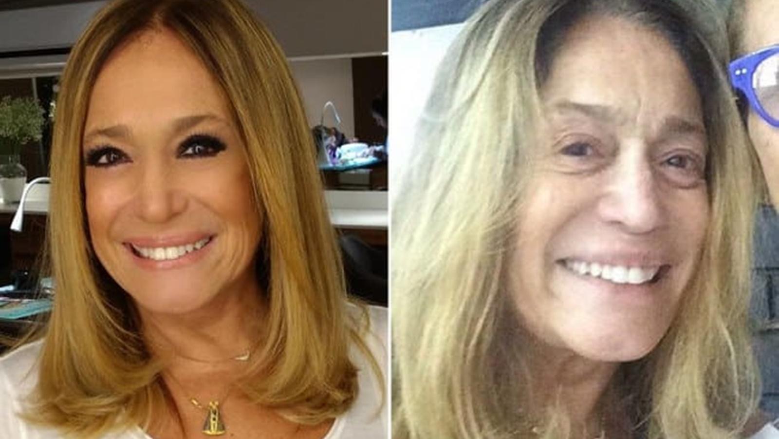 Vídeo: Veja algumas famosas brasileiras com e sem maquiagem