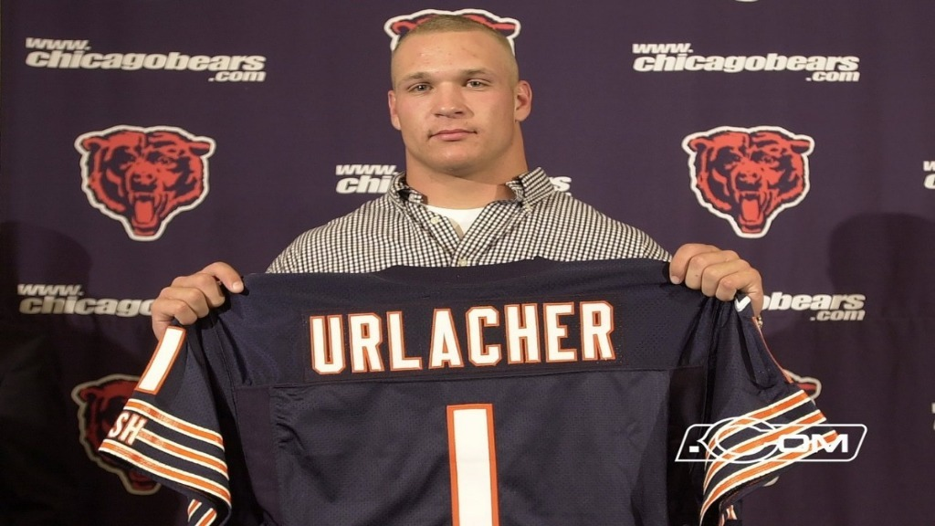 Brian Urlacher voted into the Pro Football Hall of Fame