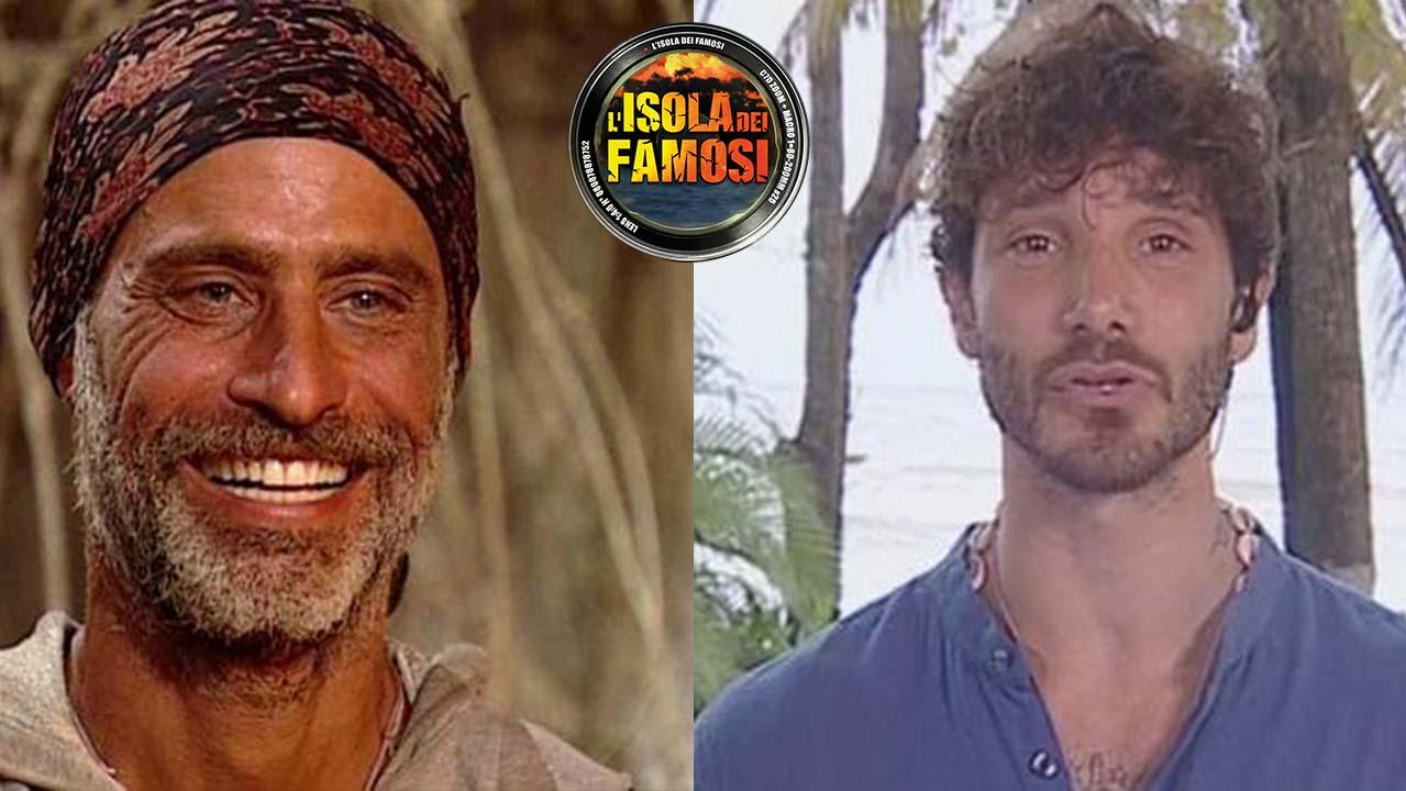 Isola dei Famosi: Raz Degan prenderà il posto di Stefano De Martino?