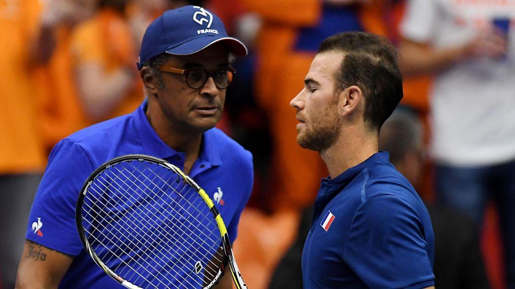 Coupe Davis : La France l'emporte contre les Pays-Bas