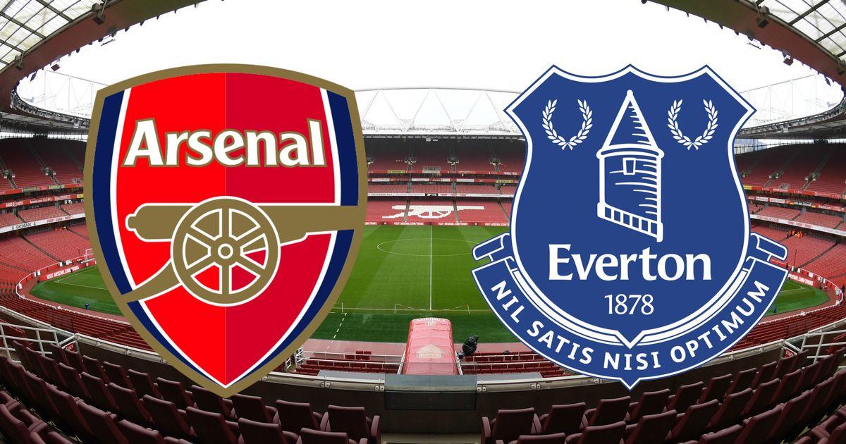 Gran Partido Arsenal vs Everton