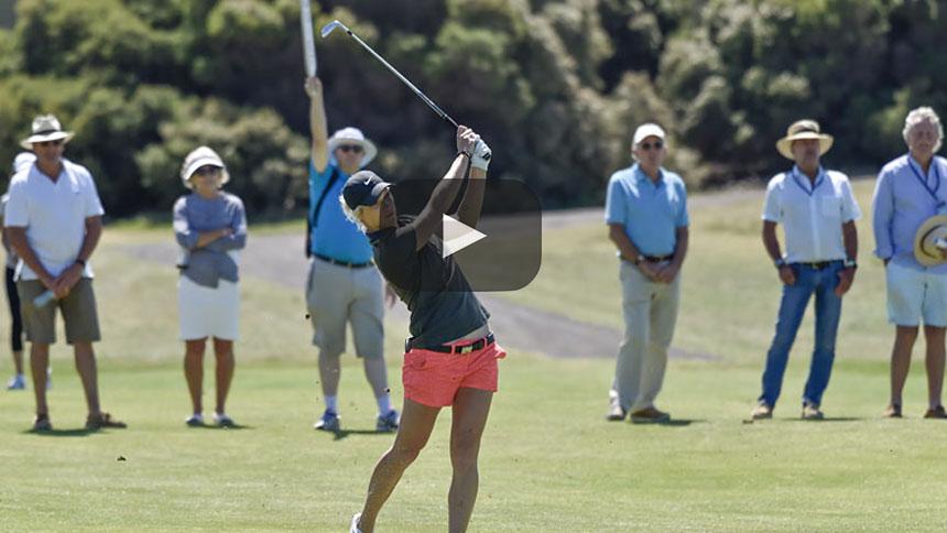 The Oates Vic Open: Torneo de golf para hombres y mujeres