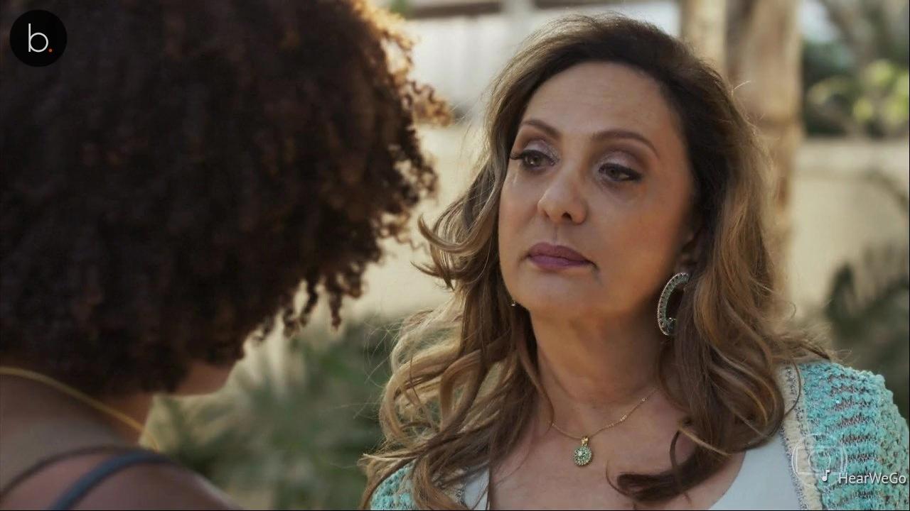 Assista: O Outro Lado do Paraíso: Nádia surta ao ver o marido com prostituta