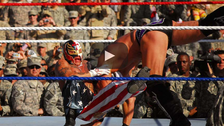 Existe una posibilidad de que Rey Mysterio vuelva a WWE