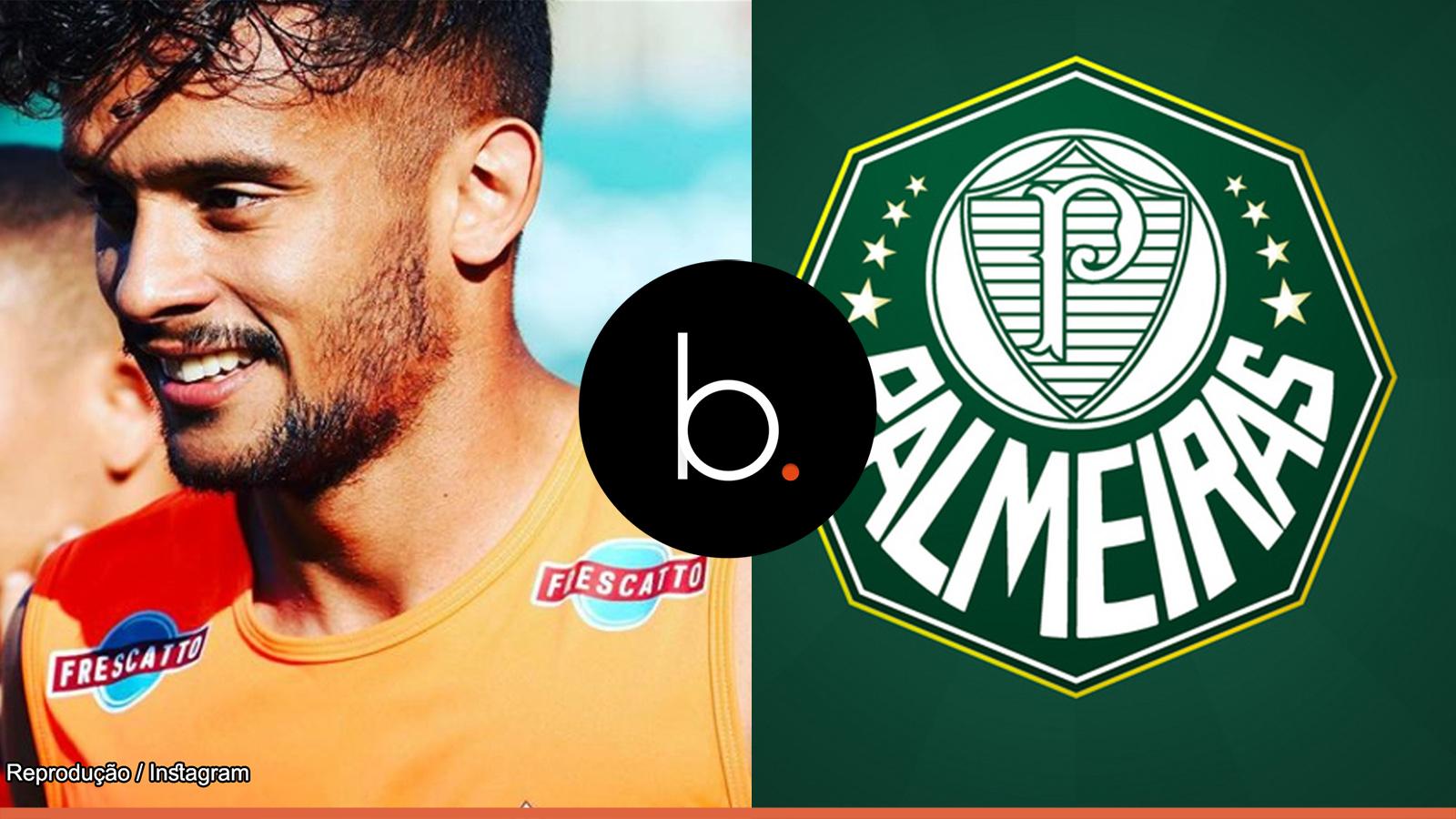 Assista: Scarpa treina como titular e tira vaga de um craque no Palmeiras