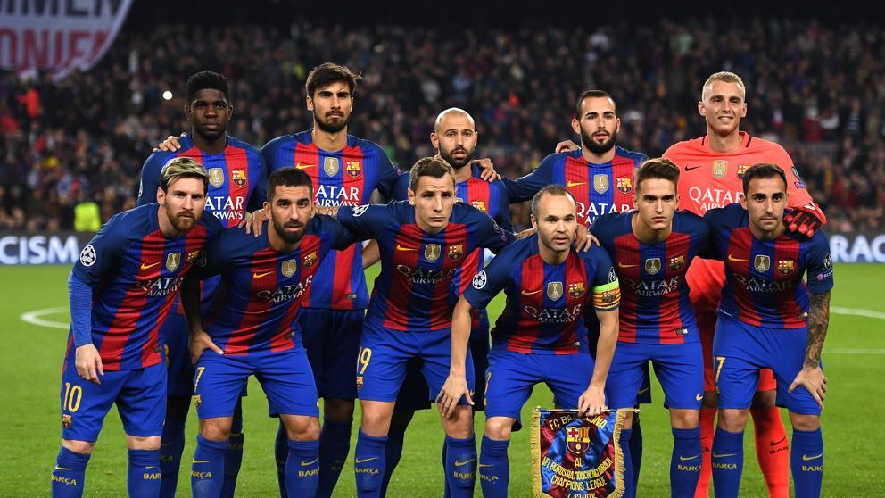 El Barça debe equilibrar la copa
