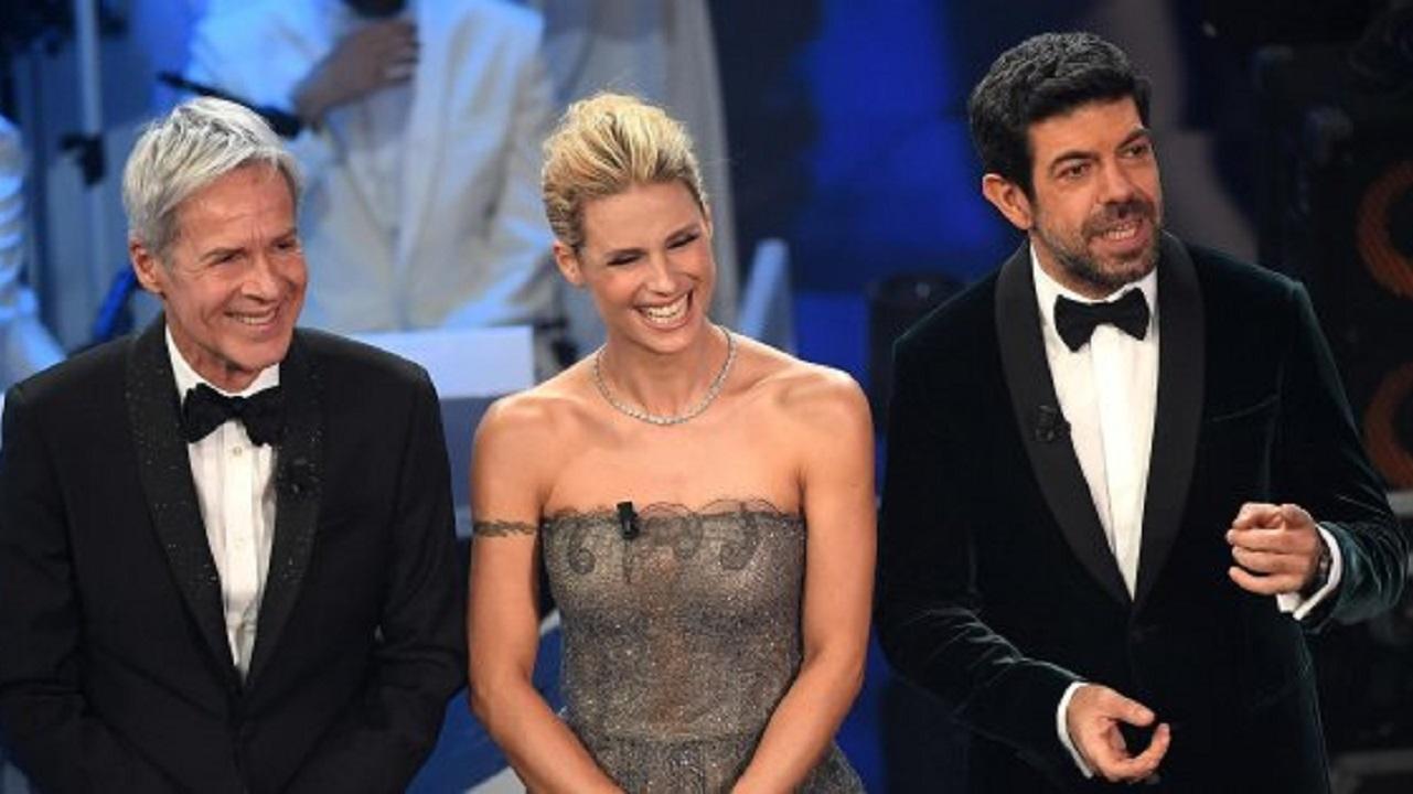 Sanremo 2018, ospiti e classifica della terza serata