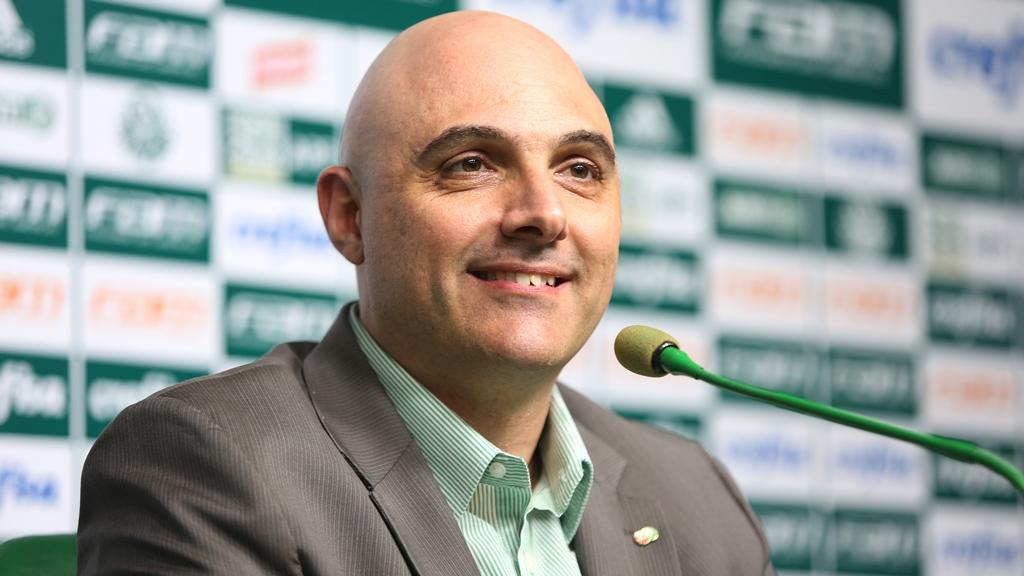 Vídeo: Palmeiras inova no futebol brasileiro