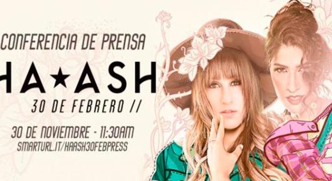 '30 de febrero', el innecesario disco de Ha Ash