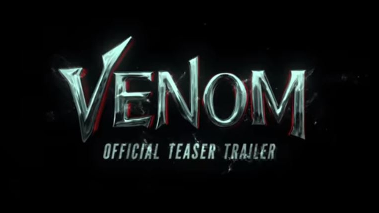 New trailer is out for 'Venom'