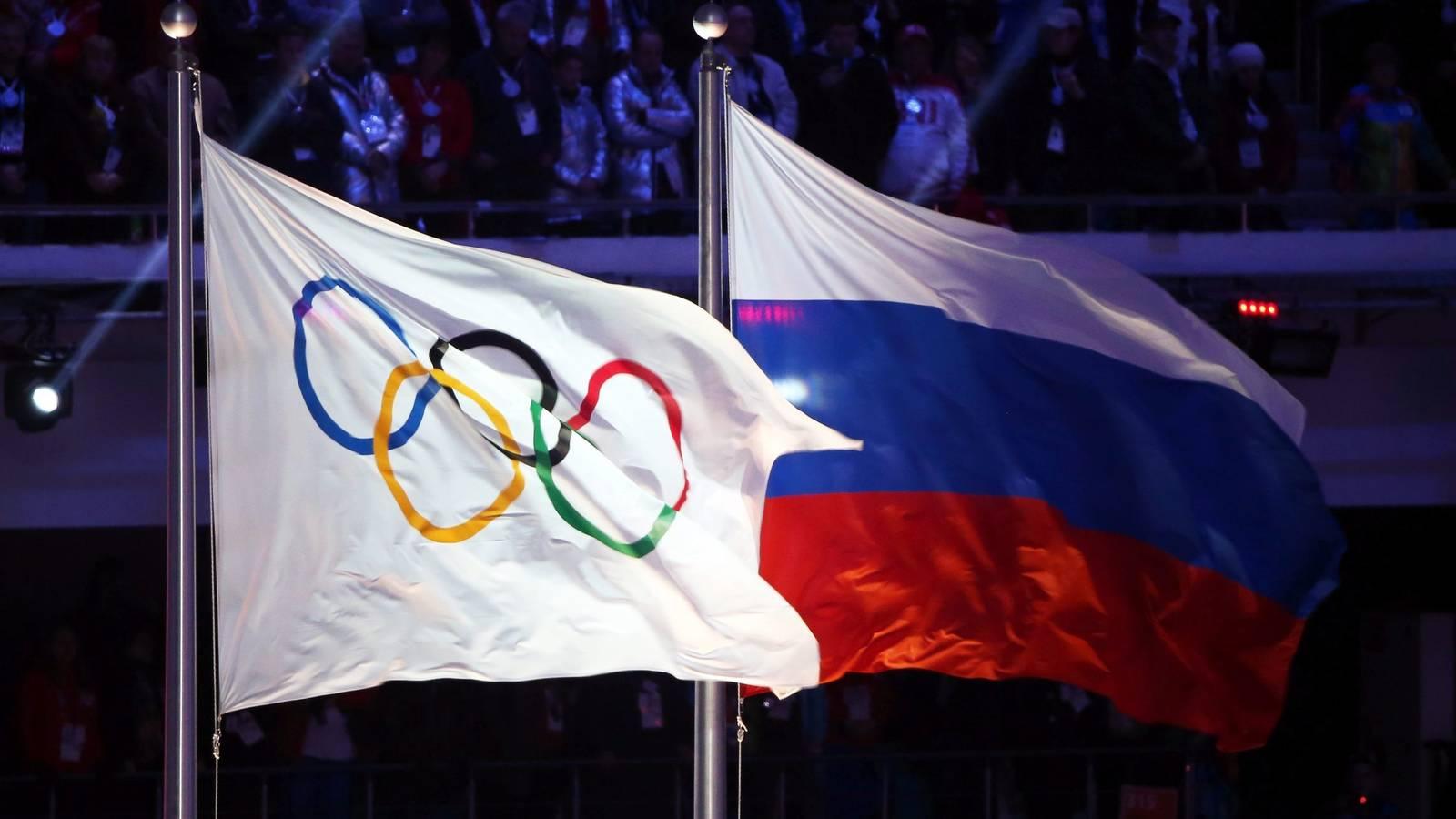 Atletas rusos compiten como OAR en Juegos Olímpicos de Invierno 2018