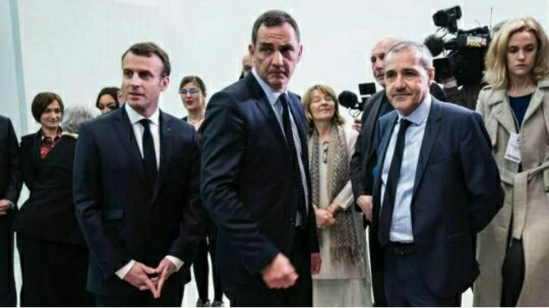 Corse : les nationalistes amers après la visite de Macron