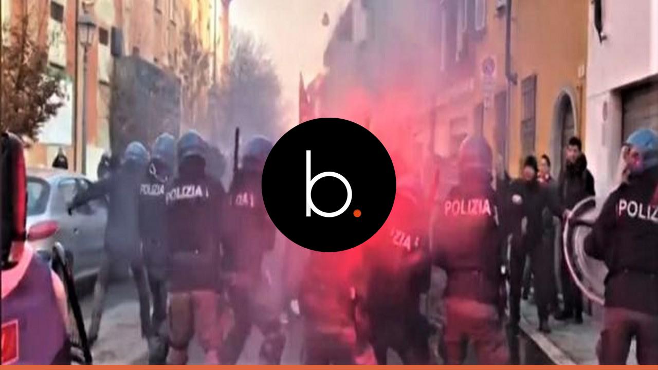 Manifestazione antifascista: 7 indagati per gli scontri di Piacenza