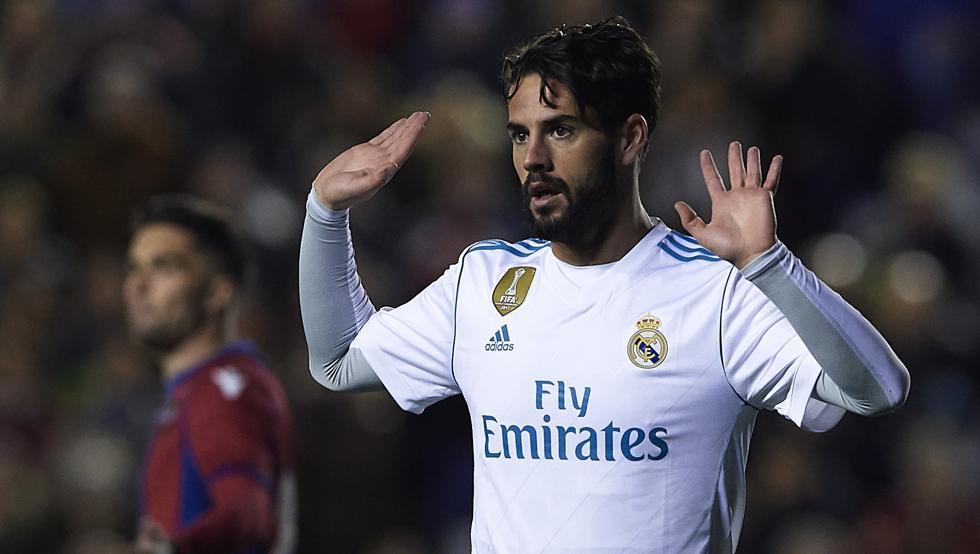 Un jugador listo para despedirse del Real Madrid