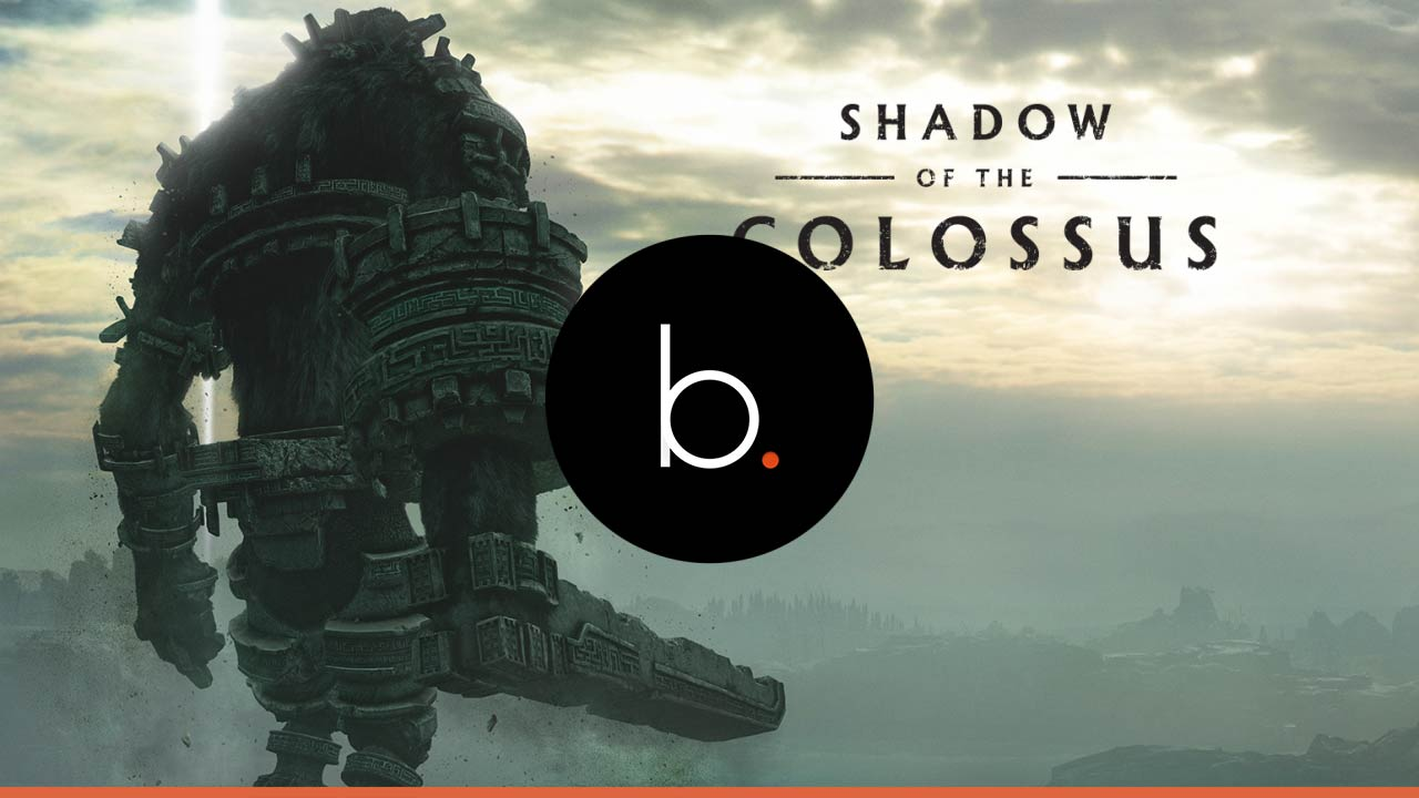 'Shadow of the Colossus' on PS4 debuts at No. 1 on the UK game charts