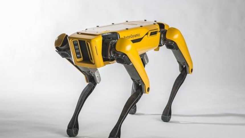 Boston Dynamics lanza un nuevo video