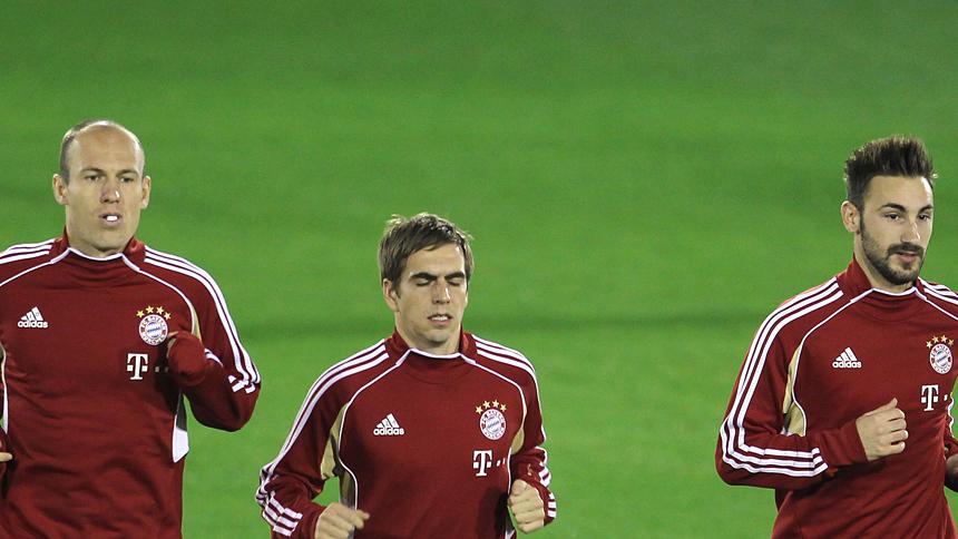 Los grandes mediocampistas alemanes que jugarán la Champions