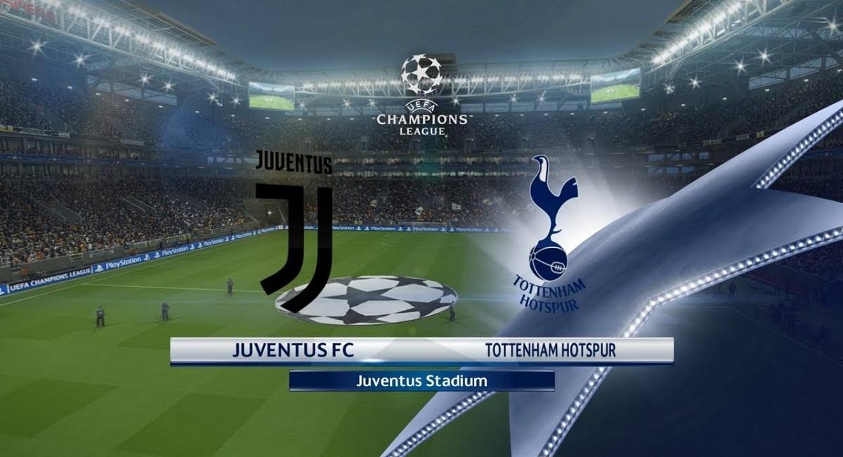 Juventus vs. Tottenham juego clásico lleno de emoción y errores