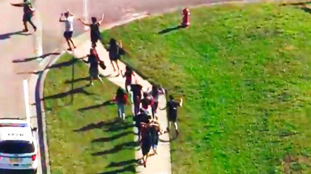 TIROTEO ESTADOS UNIDOS: Nueva masacre en un instituto de Florida