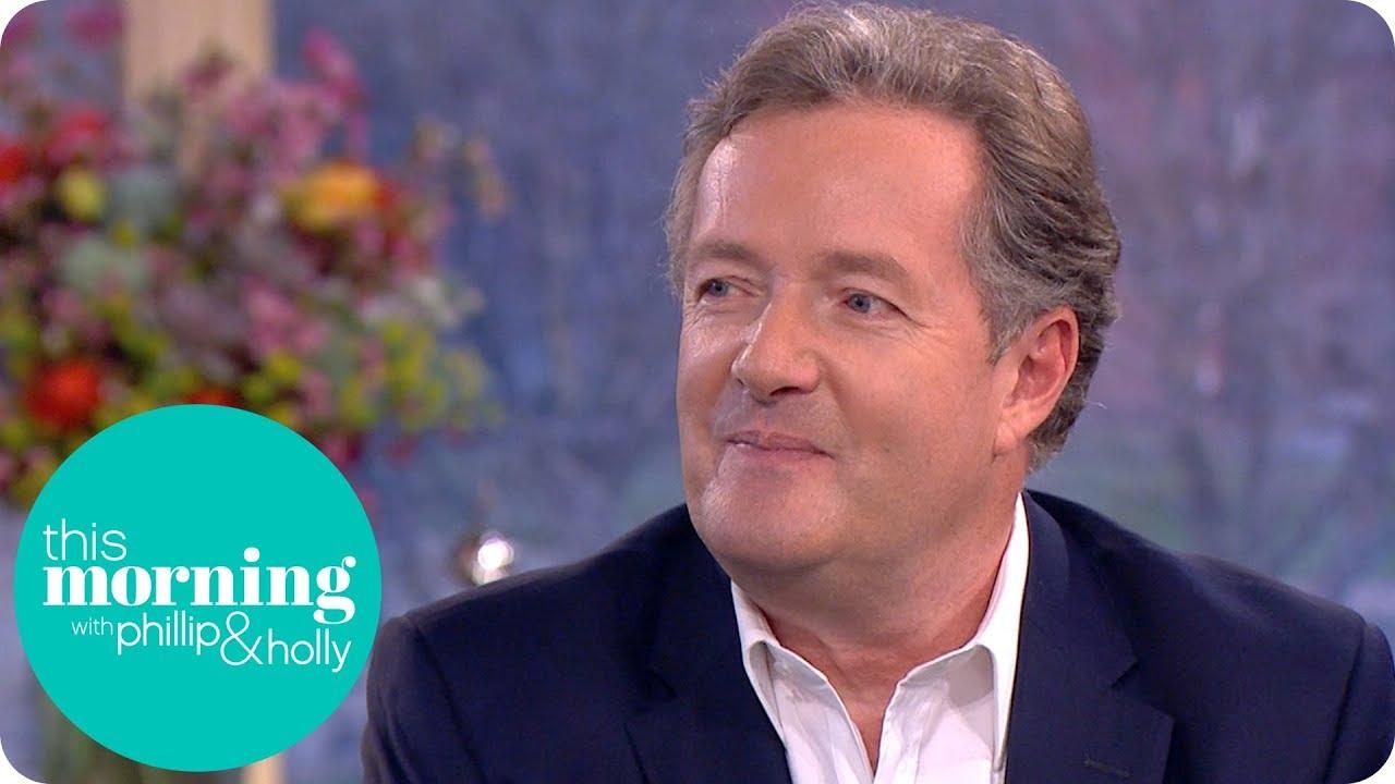 Piers Morgan describes Omarosa as the most hated TV villain