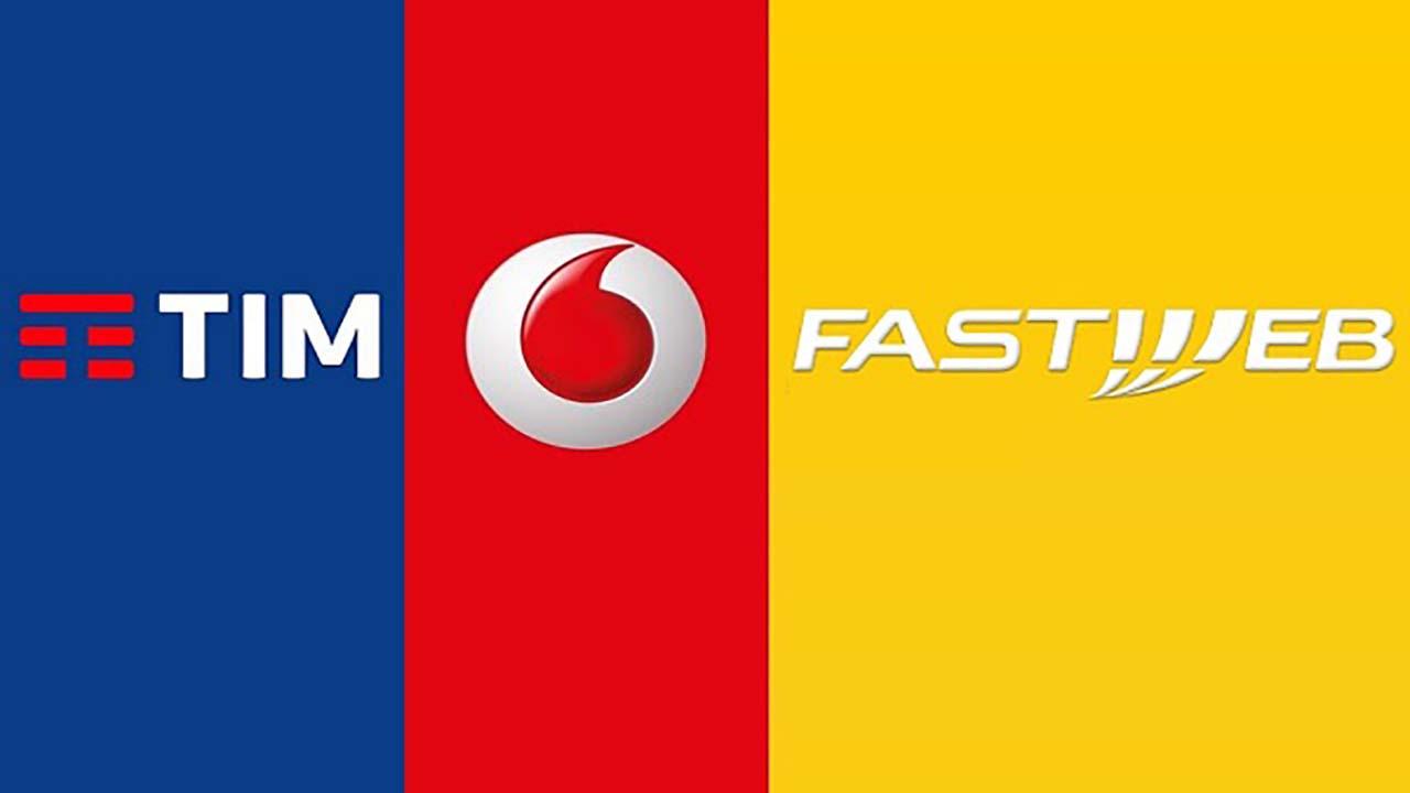 Tim vodafone e fastweb le offerte speciali per la for Offerte mobile